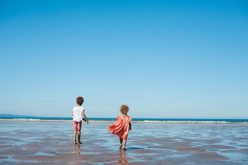 Saunton Sands family travel