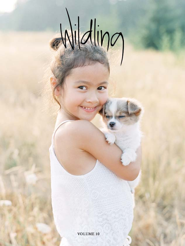 Wildling Magazine Volume 10 cover