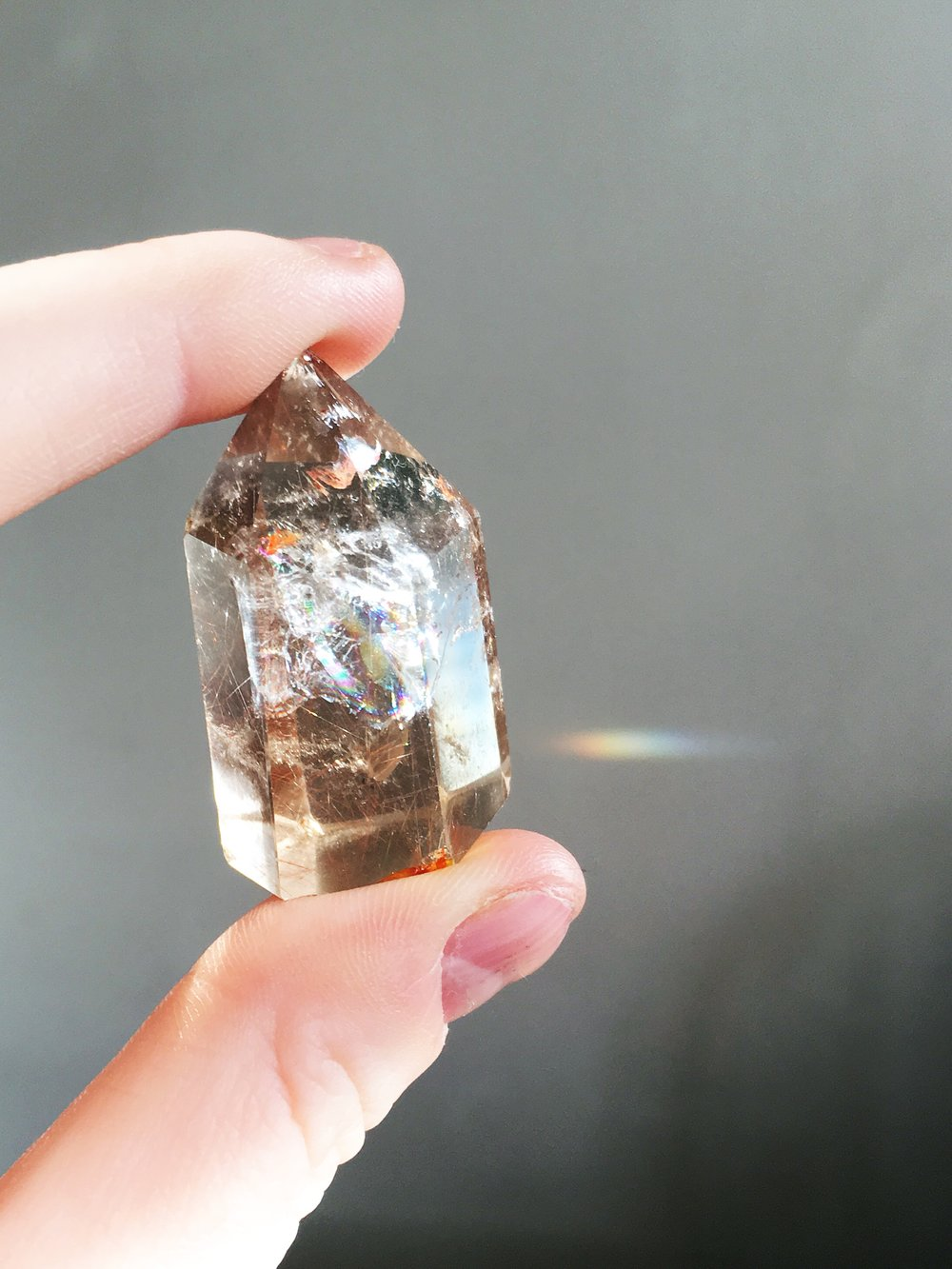 Emma Mulholland crystals
