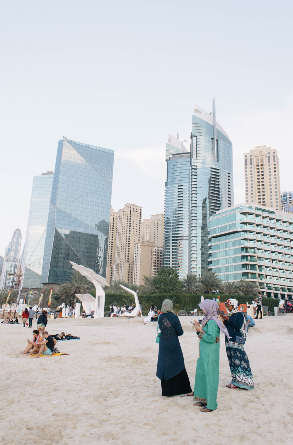 Family travel in Dubai