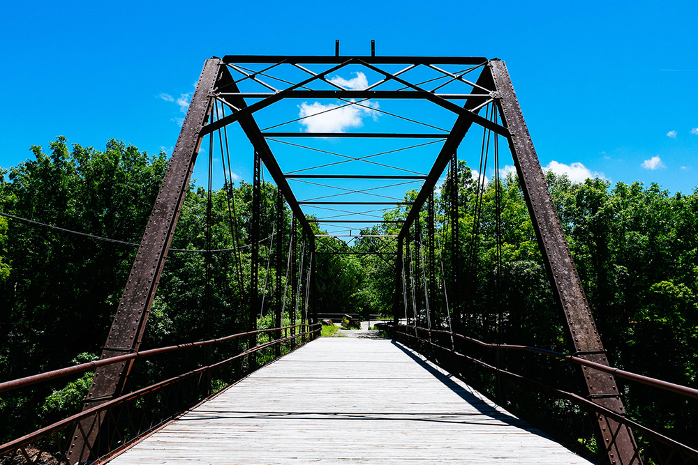 Pratt Truss Bridge