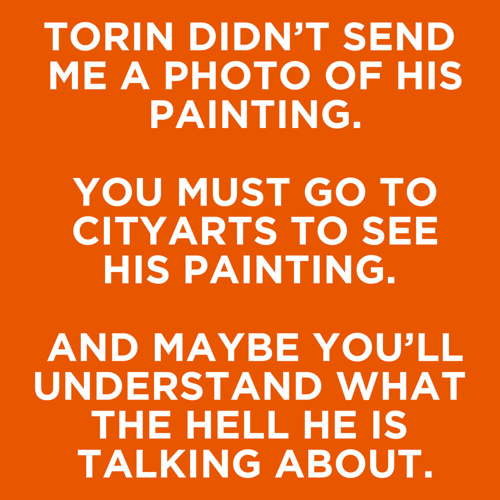 Torin Andersen -