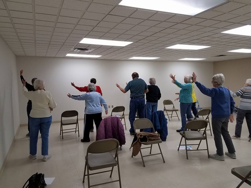 Tai chi: Moving for Better Balance — Blue Rivers AAA