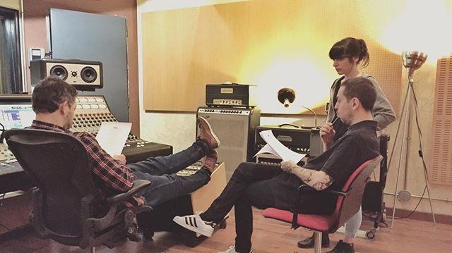 Muy pero que muy interesante el proyecto de @ohmordem 🤔 ¡Qué placer! #renoestudios #mixing #recording #music  #studiolife #wunderaudio #audio