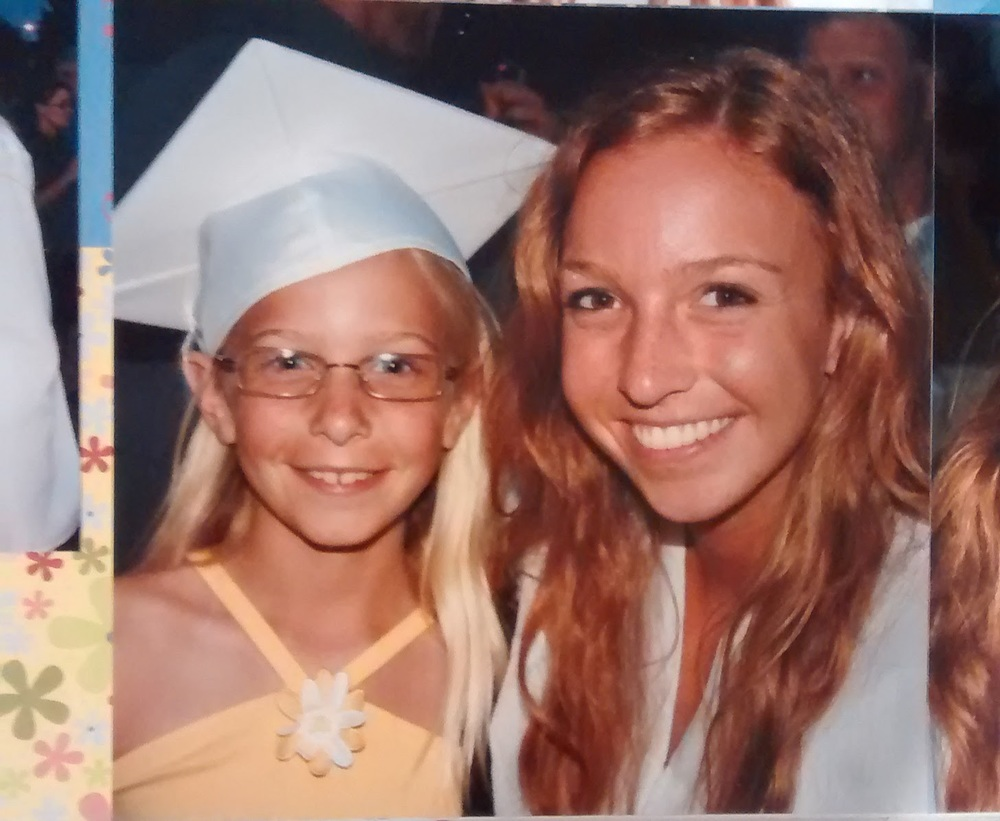 South Christian High School Graduation. Class of 2007 on the right. Class of 2015 on the left. Crazy how time flies.