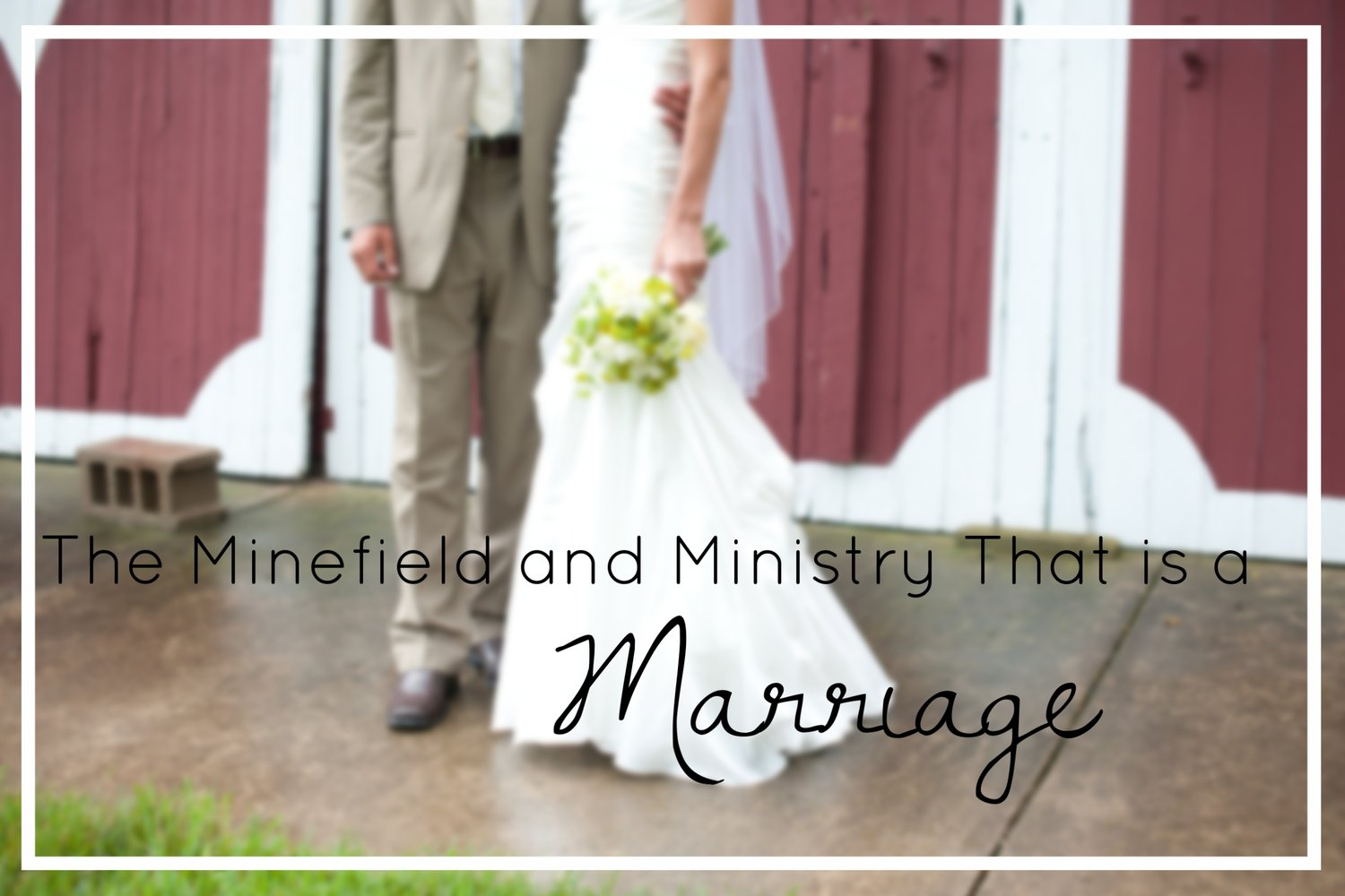 Watch The Marriage Minefields video