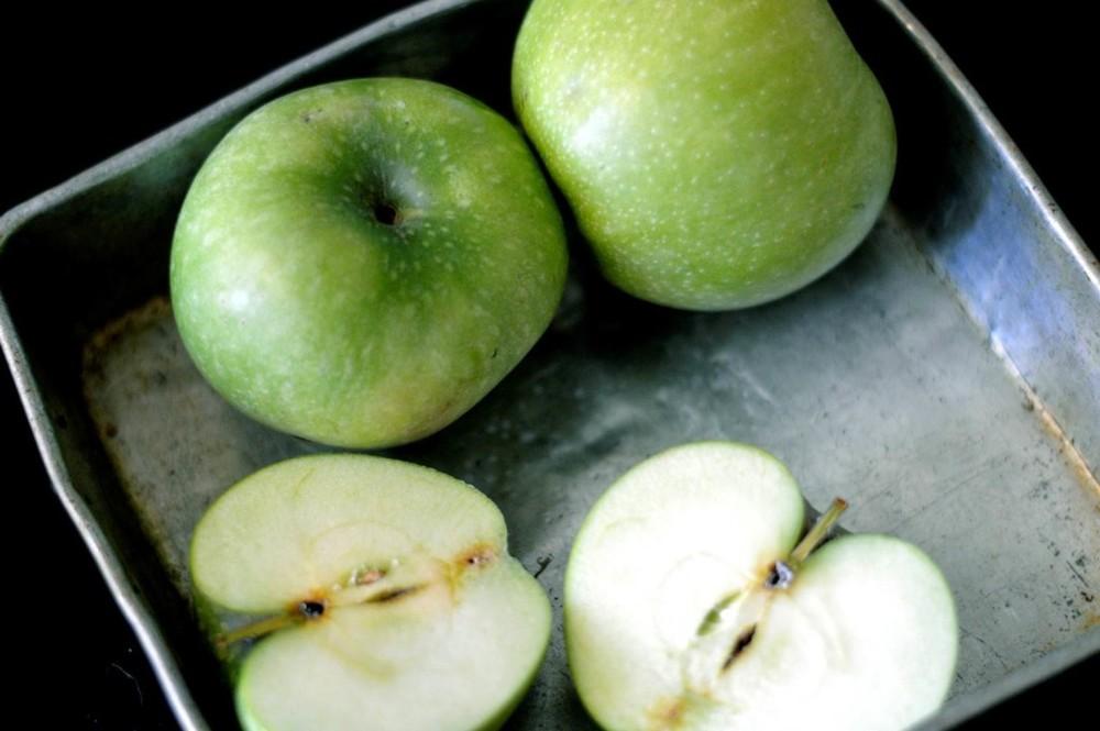 Paleo Tart Apple Crisp Green Apple