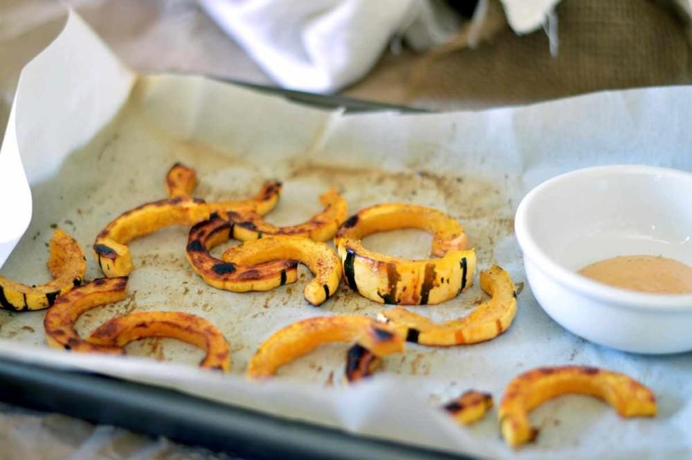 Delicata Fries