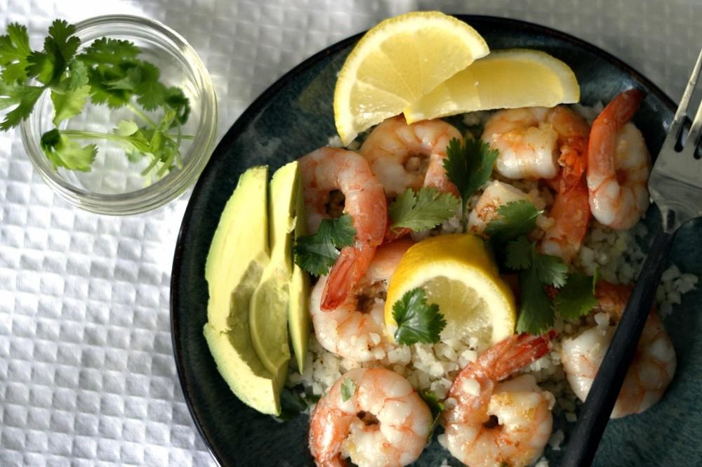 Simple Garlic Butter & Lemon Shrimp