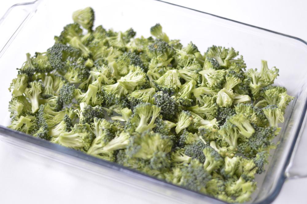 Chicken & Broccoli Cheese Casserole