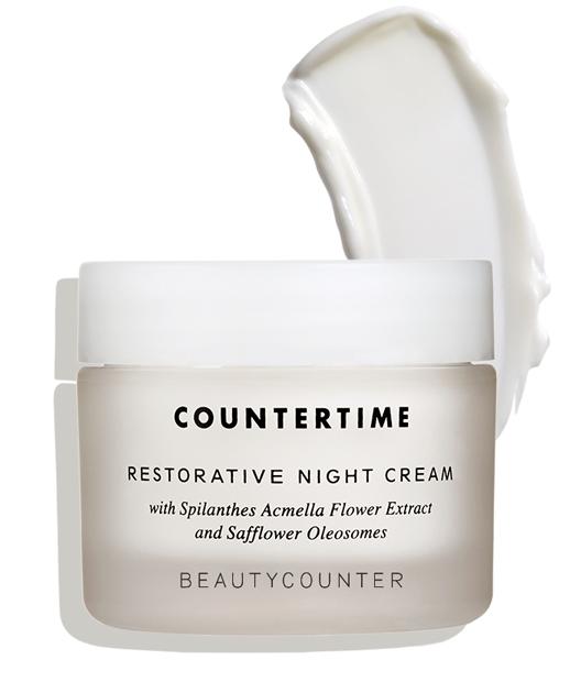 Restorative Night Cream - light & nourishing cream!