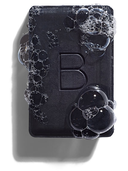 Charcoal Cleansing Bar - squeaky clean & smooth face!