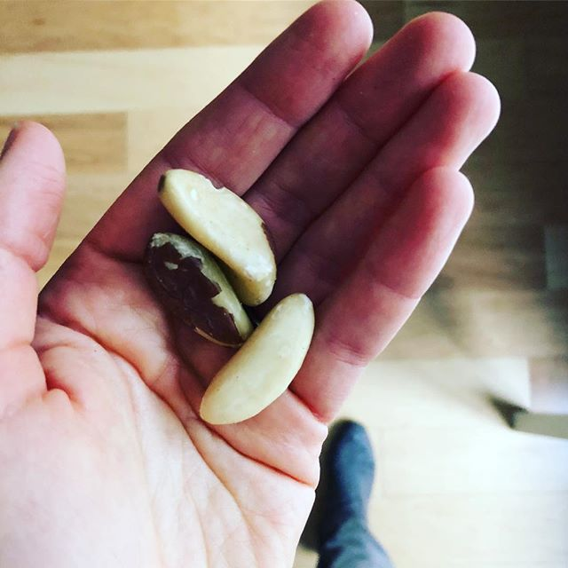 Brazil nuts: a thyroid mediator. These buttery little nuts are rich in selenium and help convert thyroid hormone to active form T3.