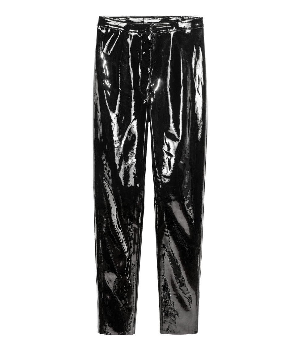Vinyl Pants by H&M Trend