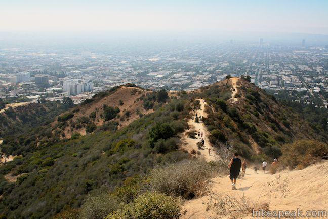Runyon Los Angeles cong vien xanh lon nhat bang California