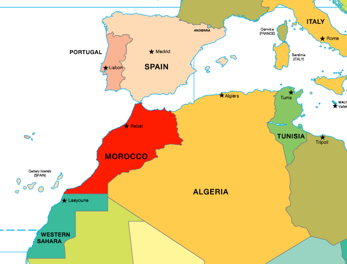 Persecution update march 2014 morocco frontline missions the north african country of morocco portrays itself as being moderately muslim but sunni islam is the official state religion of morocco freerunsca Choice Image