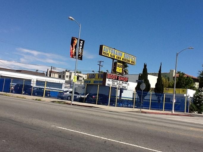 1450 S. La Cienega Blvd., Los Angeles, CA