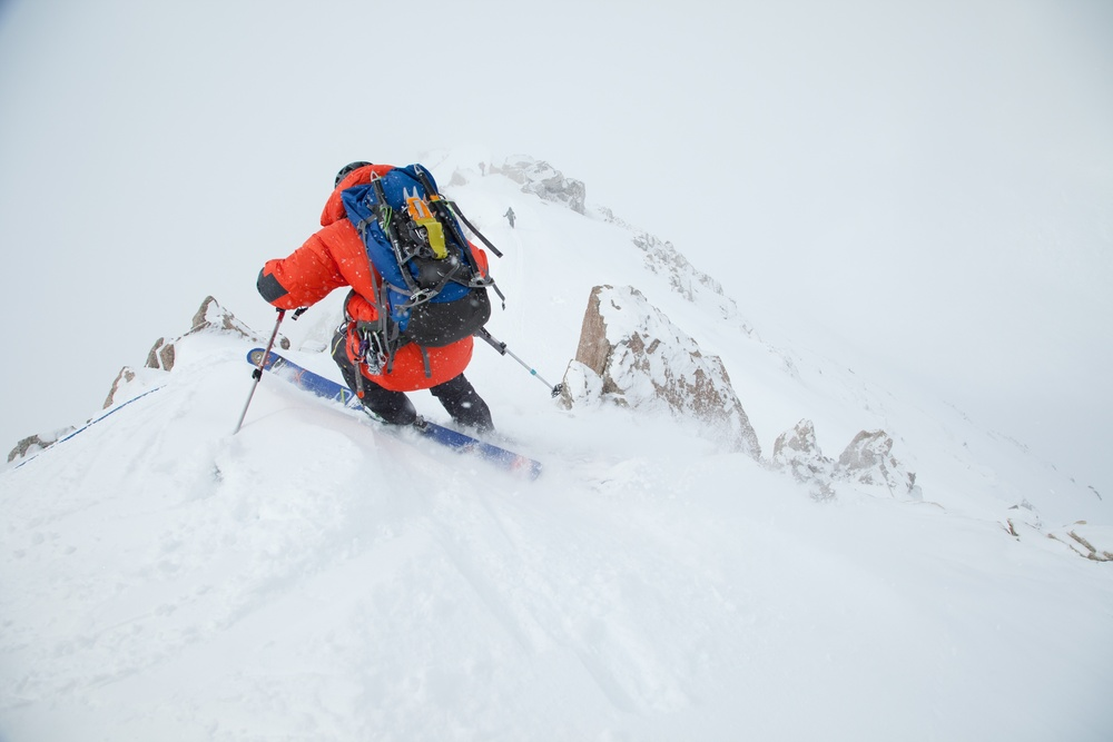 photo  Kt Miller, ktmillerphotography.com  location  West Buttress, Denali, Alaska