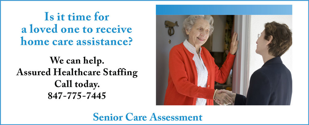 Click to download Senior Care Assessment