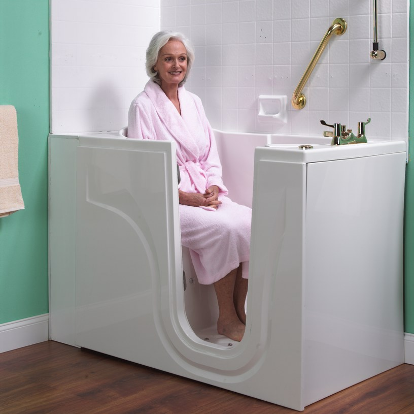 Home safety modifications for seniors assured healthcare for Bathroom ideas elderly