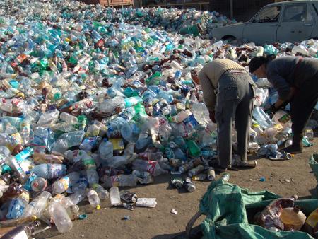 landfill-bottles