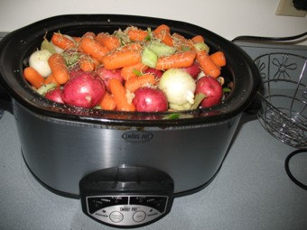 Summertime Crockpot Cooking