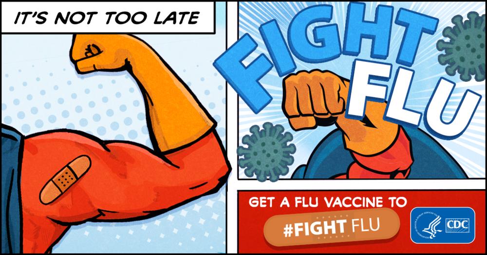 Visit  www.cdc.gov/flu/nivw/  for more information