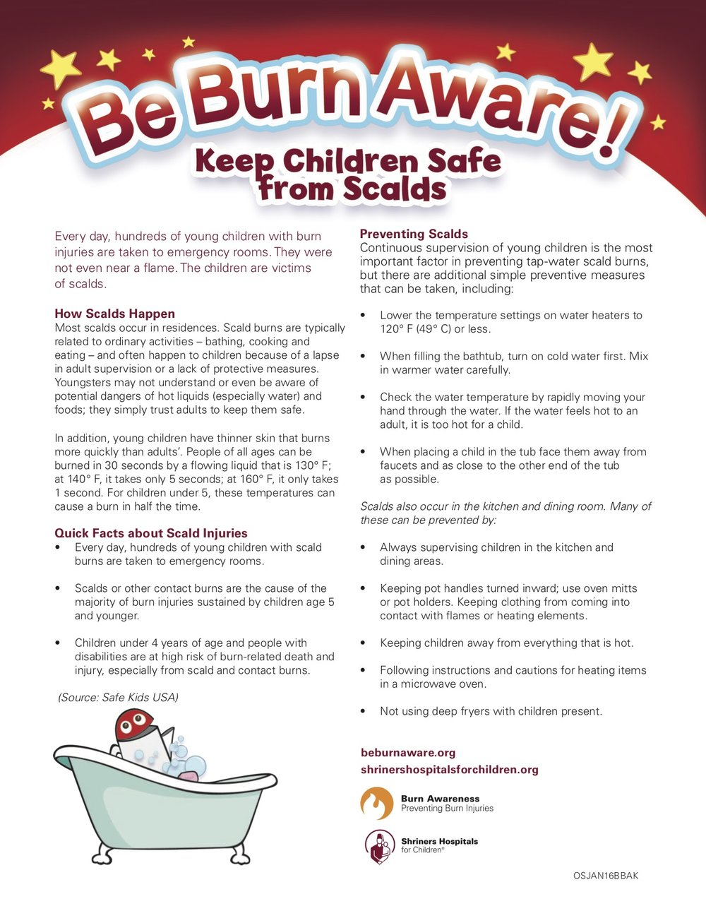 Download Scald Prevention Tips