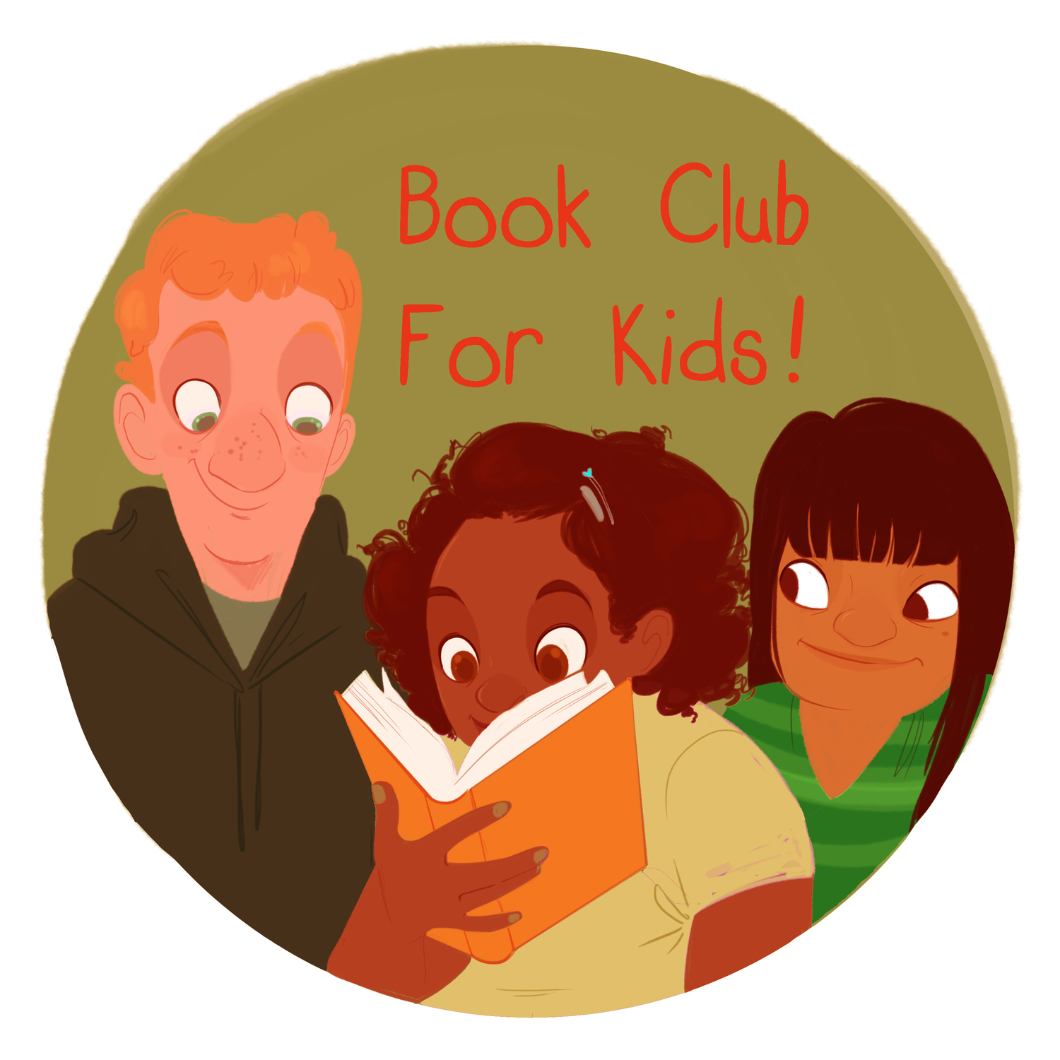 Episodes - Book Club for Kids Book Club for Kids Logo