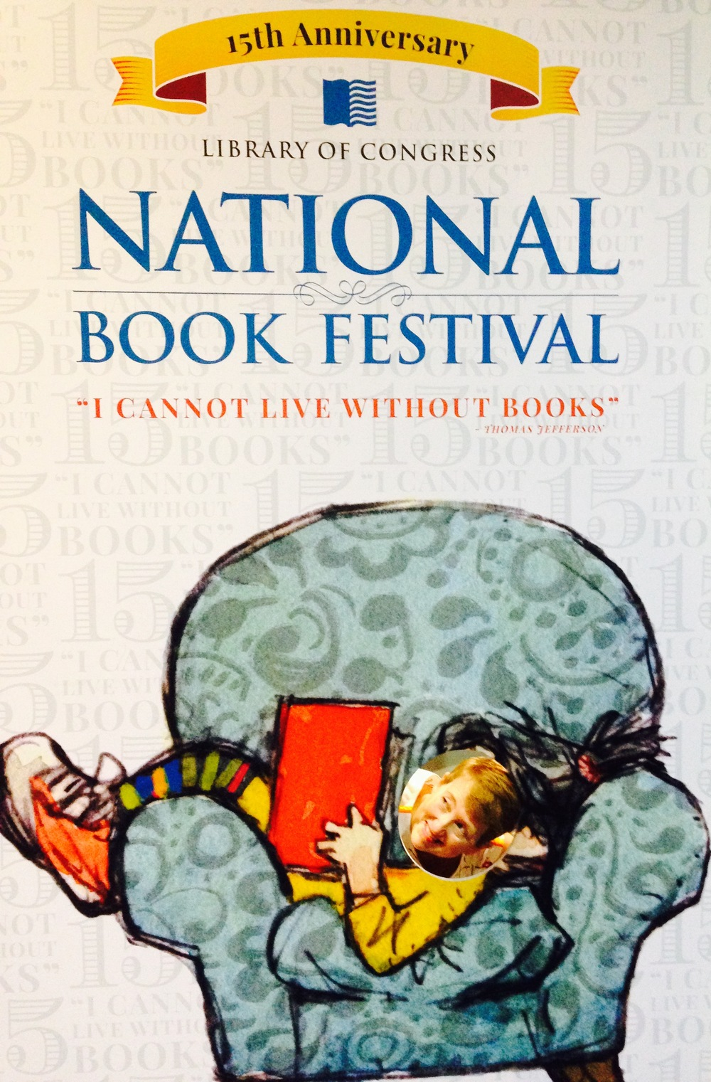 Book Club for Kids at the National Book Festival