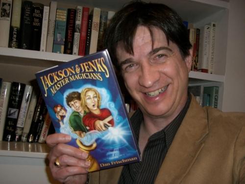 Dan Frischman is not just an actor, he's a writer, too!