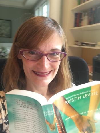 Writer  Kristin Levine