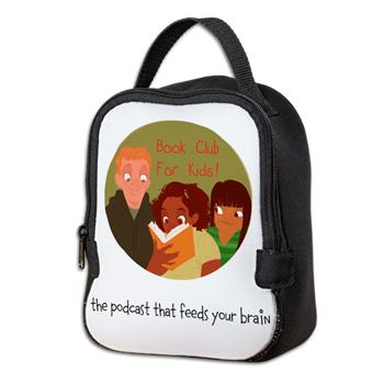 "You asked for a neoprene version of our popular lunch sack. Here it is! It's water-resistant, 8"" by 9 1/2"" by 4 1/2"" with our logo and caption: ""the podcast that feeds your brain.""    Support the podcast and take home this fabulous thank you gift!     Get yours now!"