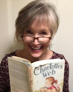 Writer Heather Vogel Frederick