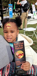 Book Club for Kids at the Crossing the Street SW Festival