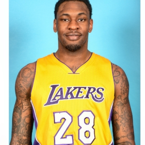 LA Laker Tarik Black is our celebrity reader