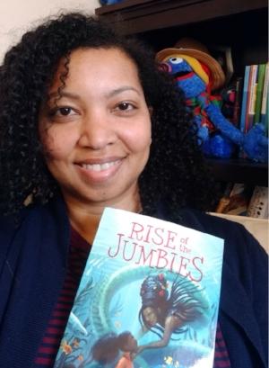 Writer  Tracey Baptiste