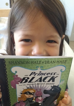 Leilani's not shy about talking about her favorite book