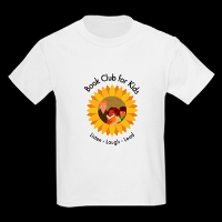 Get your own Book Club for Kids tee shirt   HERE  .