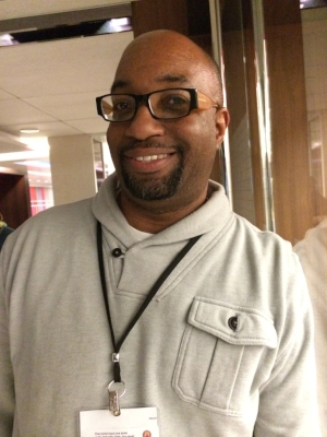 Newbery Award-winning writer Kwame Alexander