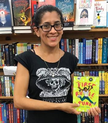 Writer  Celia Perez