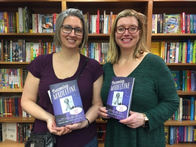 "Madeleine L'Engle's granddaughters Charlotte Jones Voiklis and Lena Roy wrote a biography called ""Becoming Madeleine"""