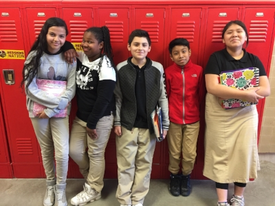 Our MacFarland Middle School readers share their favorites.