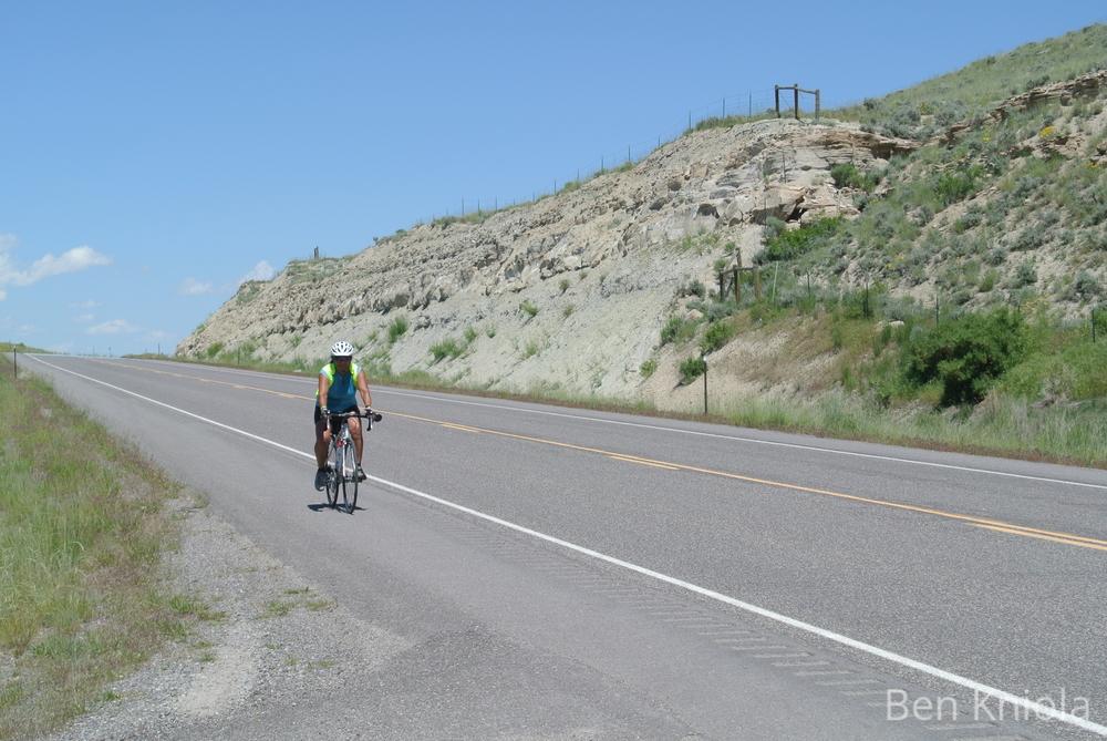 Gas Hills Road