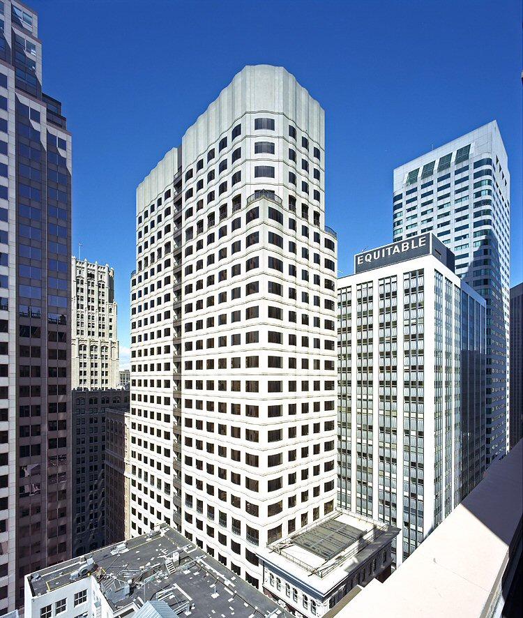 101 Montgomery St.  San Francisco, CA