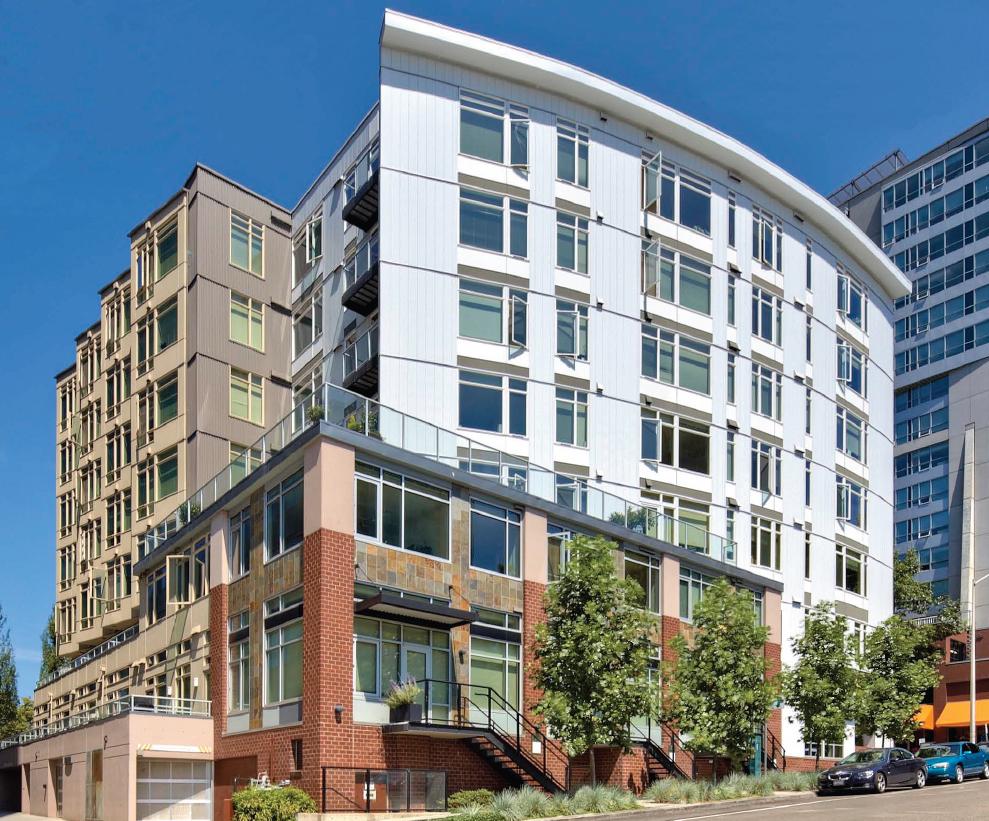 Landes Apartments  Seattle, WA