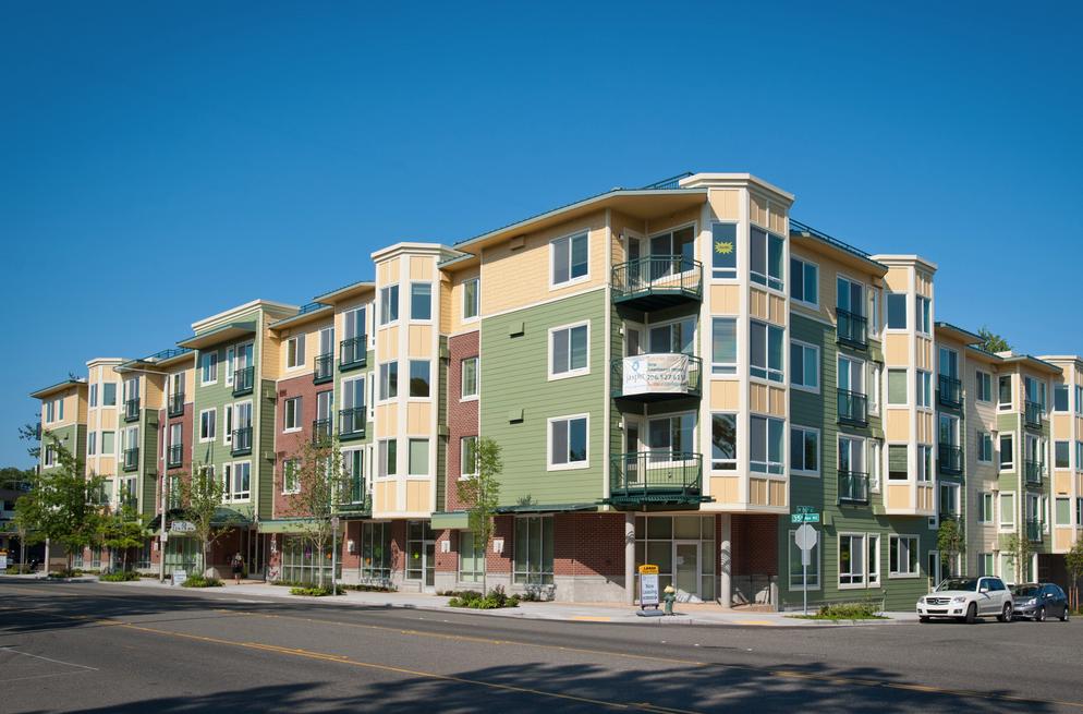 Jasper Apartments  Seattle, WA
