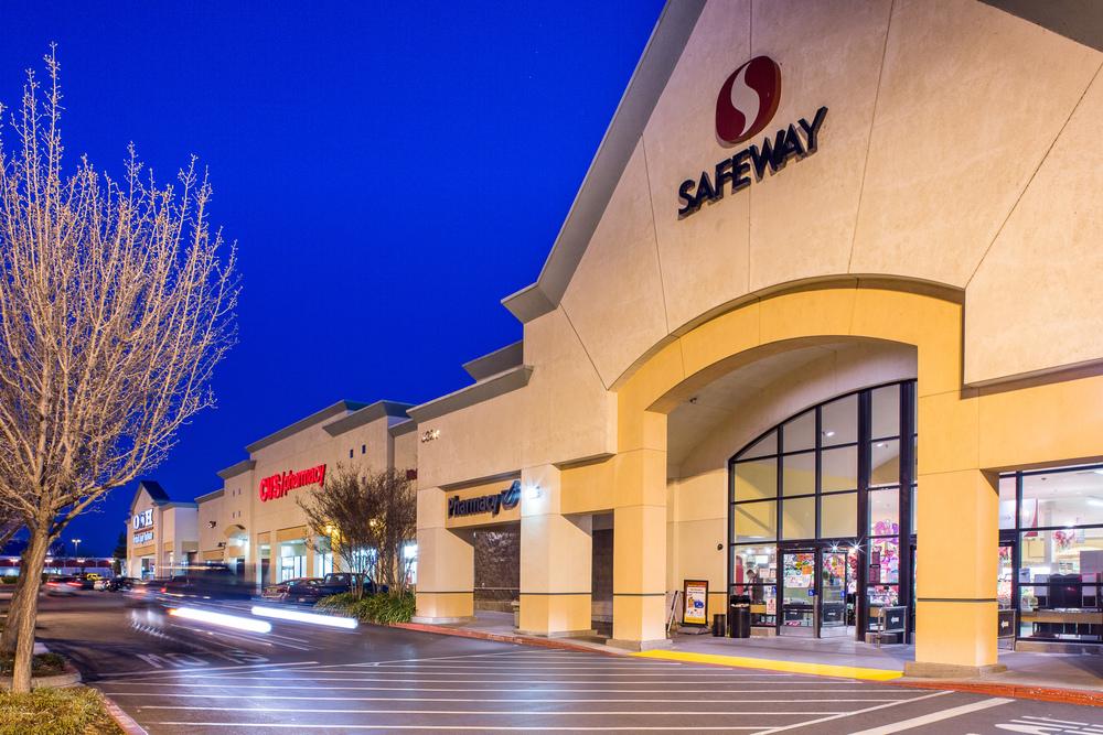 Arden Way Shopping Center  Sacramento, CA
