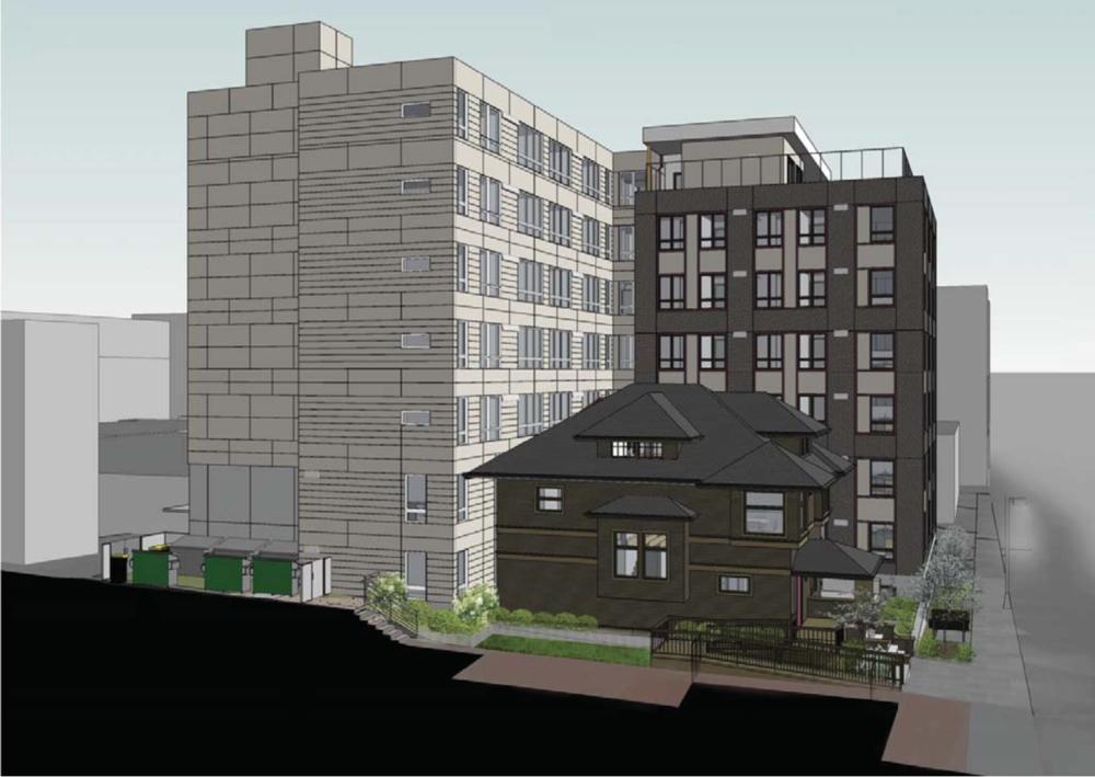 84 Unit U-District Development  Seattle, WA