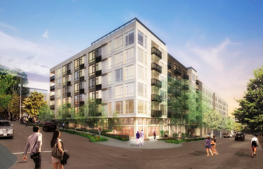 75 Unit Lower Queen Anne Development  Seattle, WA